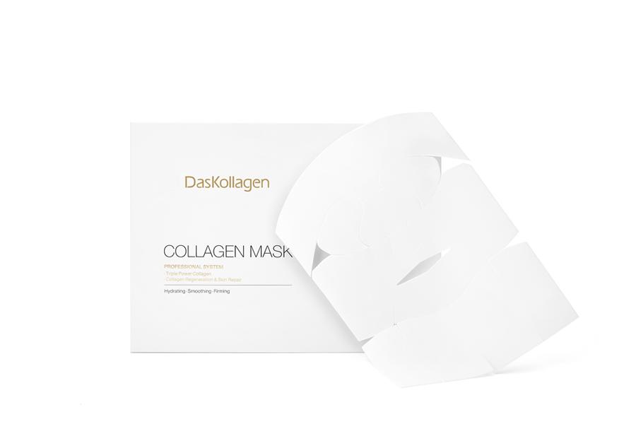 Maske für die Reparatur des Kollagen von Das Kollagen