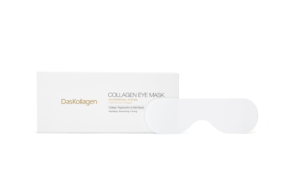 Augenmaske für die Reparatur des Kollagen von Das Kollagen
